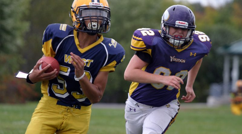 The West Carleton Wolverines Football Club is looking for feedback on hosting a summer training camp this season. Photo by Jake Davies