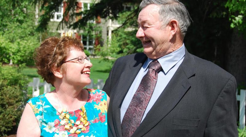 Dunrobin's Adele and Leo Muldoon will be celebrating their 50th anniversary this Saturday. Photo by Nicole Minutti