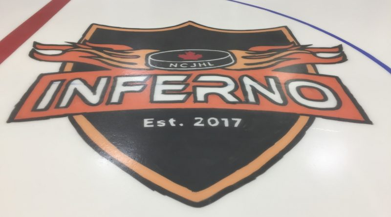 The Inferno have extended the registration date of their upcoming second annual Inferno Golf Scramble. Courtesy the Inferno