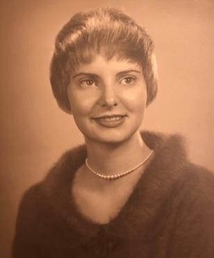 Bonnie Marilyn (nee Peever) Burke