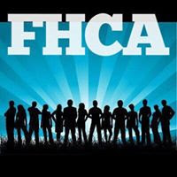 The FHCA logo.