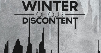 Graphic image for Winter of our Discontent.