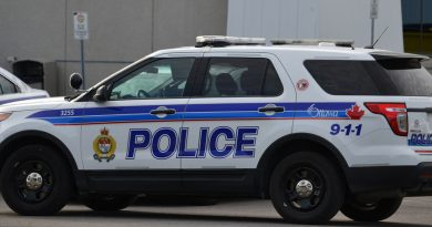 A photo of an Ottawa Police Services vehicle.