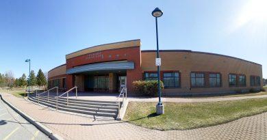 A photo of Stonecrest Elementary School near Kinburn.