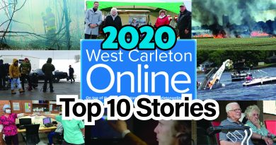 A poster of our Top 10 stories for 2020.