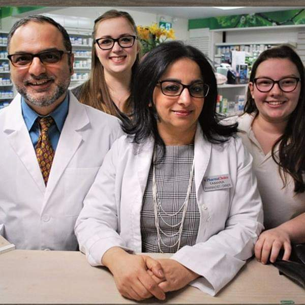 The Constance Bay Pharmacy team is committed to providing the same excellent service customers were accustom to at the original location. Courtesy the Constance Bay Pharmacy