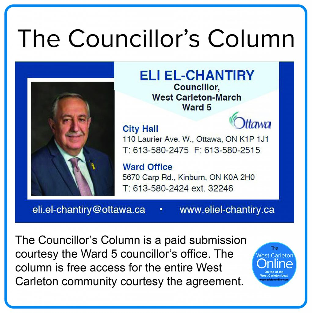 The councillor column header.