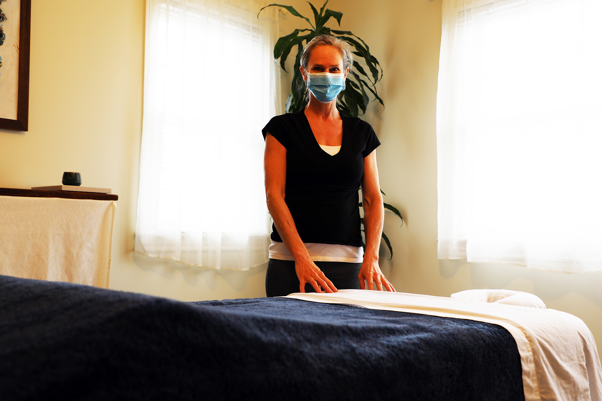Meristem massage essential in lockdown