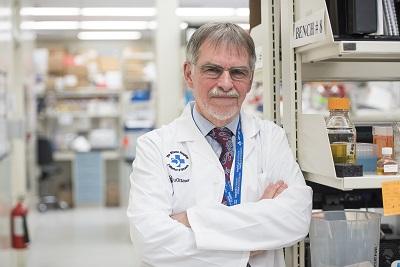 A photo of Dr. Duncan Stewart.