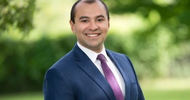 Lifelong Corkery resident Alex Osorio is vying for the Kanata-Carleton Conservative leadership. Courtesy Alex Osorio