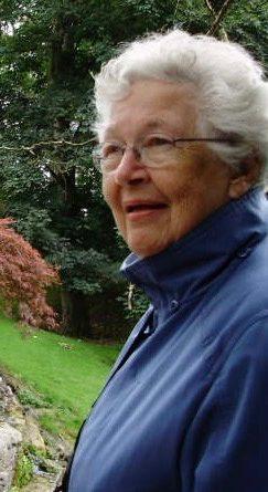 Betty Merilyn (Robinson) Clouthier