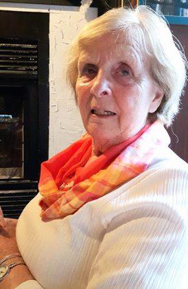 Ursula Mary 'Babs' Dobbs