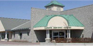 A photo of the Kanata Seniors Centre.