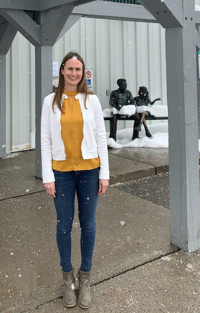 New West Carleton librarian Kristy Perdersen Ruel starting working in the community Jan. 22. Courtesy Kristy Ruel