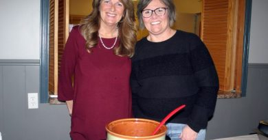 A photo of Karen Taylor and Leigh Ann Kyte.