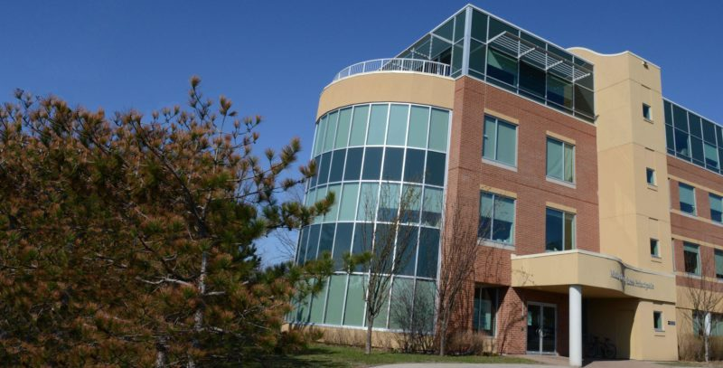 A photo of the WOCRC building.