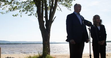 John Yakabuski and Merrilee Fullerton announce the appointment of a flood advisor.