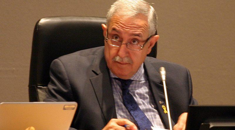 Coun. Eli El-Chantiry at a past council meeting.