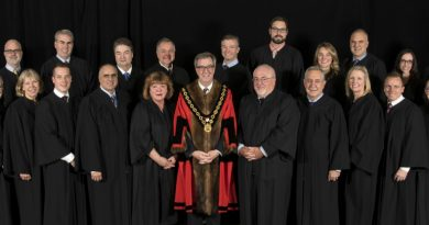 A photo of City of Ottawa council.