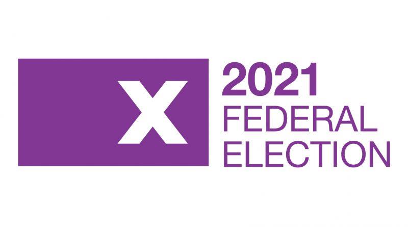 2021 federal election logo.
