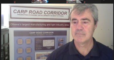 A screenshot of CRCBIA executive director Roddy Bolivar.